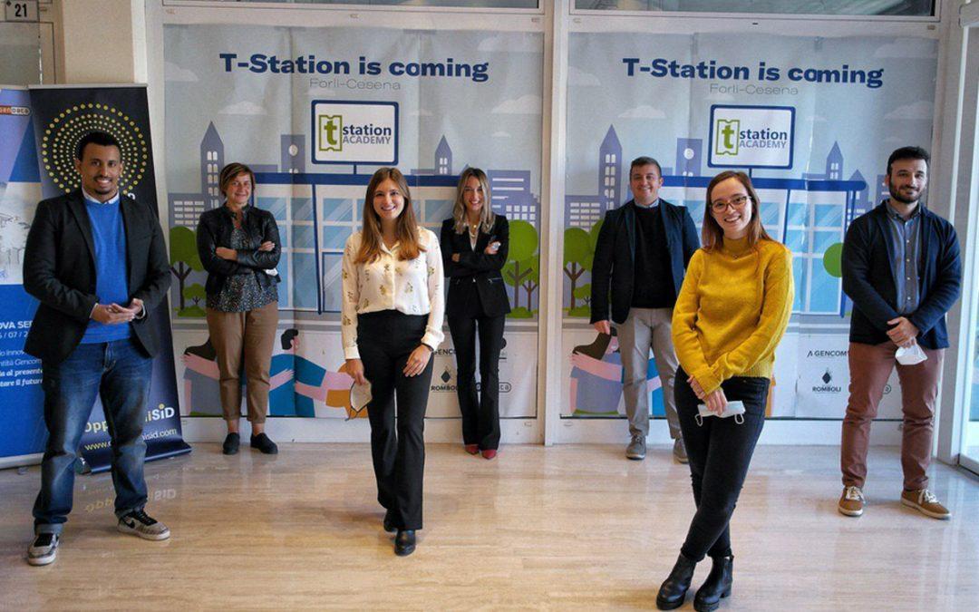 Il primo viaggio di T-Station Academy