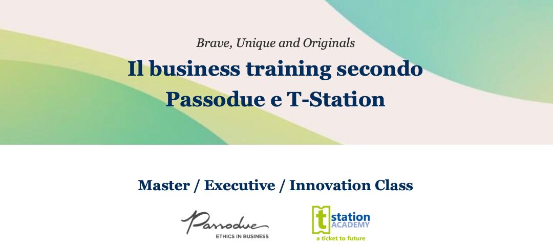 Presentazione percorso formativo in collaborazione con Passodue